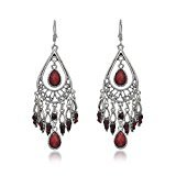 Fashion Chandelier Earrings For Women BoHo Dangle Indian Earrings EAG080