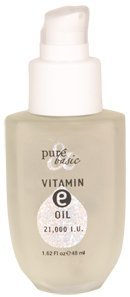 Pure & Basic Vitamin E Oil 21 000 Iu 1.62 Fz by Pure & Basic