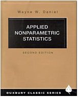 Applied Nonparametric Statistics
