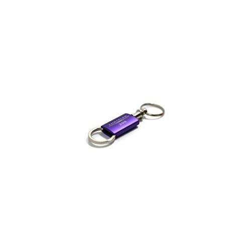 Chrysler 300 Purple Valet Key Fob Authentic Logo Key Chain Key Ring Keytag Lanyard Au-TOMOTIVE GOLD