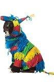 Rasta Imposta Pinata Dog Costume, Medium -