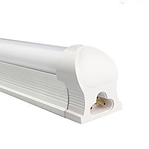 20 packagingT8LED tube4 eet48 inch 24W192pc V-type dou ble row lampLED 3000Kcolor temperature 2500 lumens 50,000 hoursLED tube milky white cover UL and CE certified Operating temperature: -20 ℃ to 50 by YURUI (Image #2)