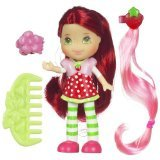(Hasbro, Strawberry Shortcake, Mini Doll, Strawberry Shortcake, 3 Inches)