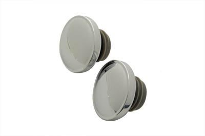 V-Twin 38-0320 Ratcheting Style Gas Cap Set Vented And Non-Vented