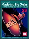img - for Mastering the Guitar Level 2B Book with CD book / textbook / text book