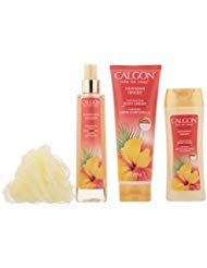 Calgon Take Me Away! Hawaiian Ginger, 4 Pack Gift Set (Hawaiin Ginger)