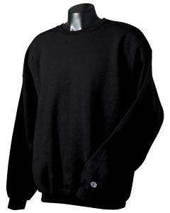 Amazon.com: Champion Authentic Crewneck Adult Sweatshirt Sweat ...