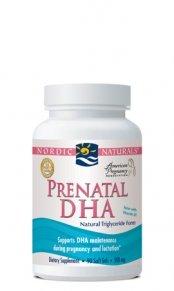 Nordic Naturals - Prenatal DHA, Soft Gels 180 ea