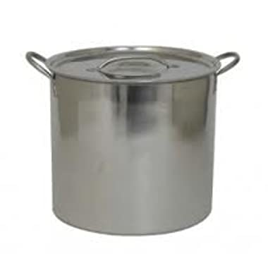 5 Gallon Stainless Steel Stock Pot with Lid