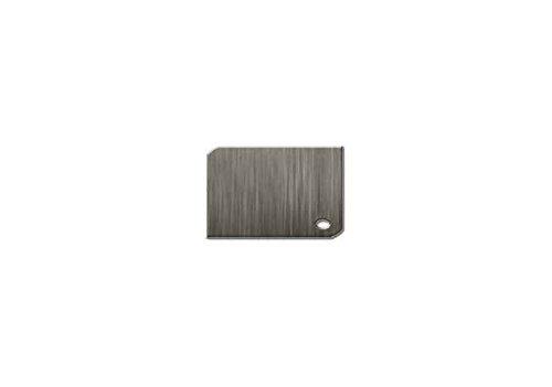 Small Window Lock w Casement Fastener (Set of 10) (Antique Nickel)