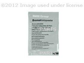 ORIGINALE BMW bremsklotz Paste, 3 G 3G 4333464782