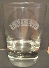 Bailey Bubble - Baileys Bubble in Base Irish Cream Whiskey Glass