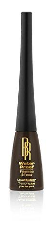 (Black Radiance Waterproof Liquid Eyeliner, Brown Suede, 0.17 Fluid Ounce)