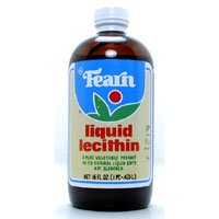 Liquid Lecithin Fearn Natural Foods 32 oz Liquid by Fearn