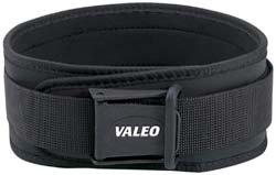 "Valeo VA4678XE Classic Back Support, 2XL, 43-48"" Waist Size,"