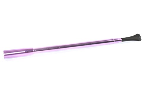 - Long Extendable Cigarette Holder 1920s Party Halloween Costume Accessory Lustrous Lavender Light Purple