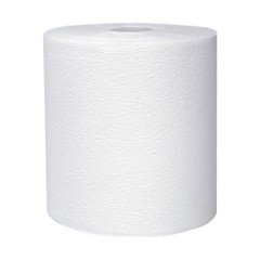 """UPC 019372286295, Kimberly Clark 11090 Kleenex Hard Roll Paper Towels, 8"""" x 600' Roll, White, Poly-bag Protected (1 Individual Roll of 600')"""