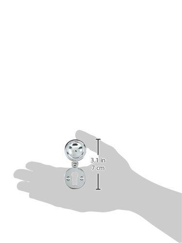 Stormguard 18SR5460000CH Schl/üsselloch-Abdeckung Chrom
