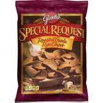 Gardettos Special Request Roasted Garlic Rye Chips, 14 Ounce