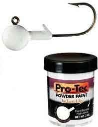 Component Pro Tec Powder Paint 2oz White Pearl