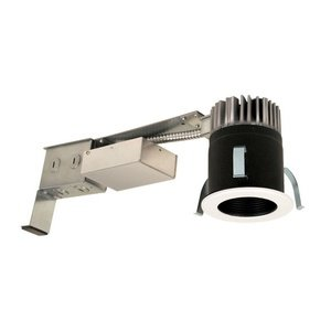 Jesco Lighting RLH-3511R-IC-40 Accessory - 3.5'' Aperture Ic Airtight Remodeling, Silver Finish