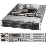 Supermicro SuperServer 6028R-WTR Barebone System - 2U Rack-mountable - Intel C612 Express Chipset - Socket R3 (LGA2011-3) - 2 x SYS-6028R-WTR