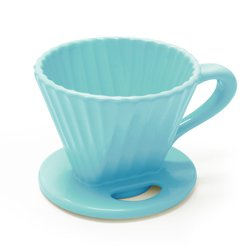 Chantal 92-FLTL63 SQ Lotus Ceramic Filter, 8 oz, ()