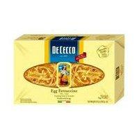 De Cecco Pasta Egg Fettuccine 8.8-Ounce -Pack of 12