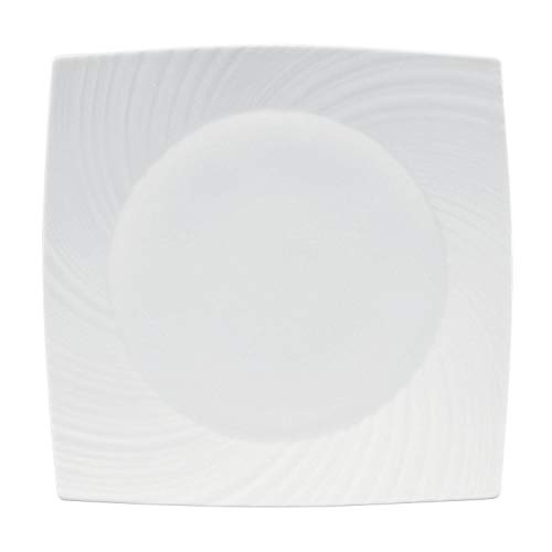 OKSLO Ethereal square plate, ()