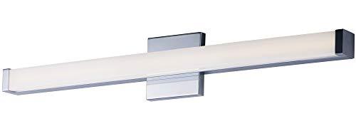 - Maxim Lighting 52004PC Signature LED 30 inch Polished Chrome Bath Vanity Wall Light