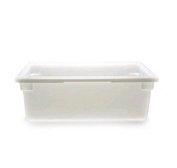 Cambro 18269P148 White Poly Food Box Storage 18'' x 26'' x 9'', 4 Pack