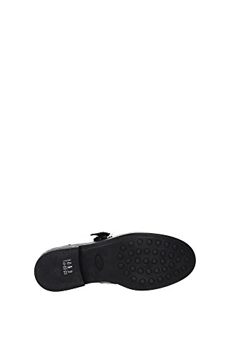 Negro Negro Negro para Cordones de Zapatos Tod's Mujer Pnv4YqOnw