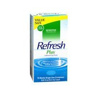 Refresh Refresh Plus Lubricant Eye Drops Single-Use Containe
