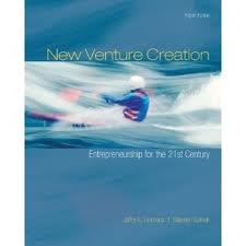 Download New Venture Creation: Entrepreneurship for the 21st Century 8th (egith) edition ebook