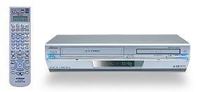 VICTOR DVDプレーヤー 一体型VHSビデオ HR-DV3 (premium vintage)   B004AXD7OY