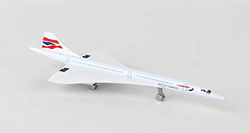Daron British Airways Concorde Single Plane Toy