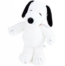 Snoopy Plush: Standing (L)