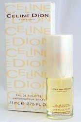 Celine Dion Parfums - Eau De Toillette Spray - .375 Fl. Oz. Celine Dion Parfum Spray