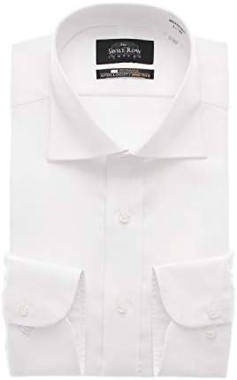 [Savile Row] ワイドカラースタンダードワイシャツ【NON IRONMAX】 オールシーズン用 MAX5100C