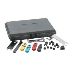 KD Tools KDT41500 12 Piece Fuel and Transmission Line Disconnect Tool Kit