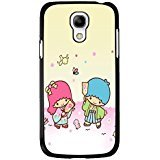 Case for Samsung Galaxy S4 Mini, Little Twin Stars Fanshion Print