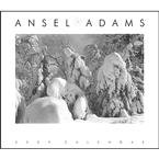 Ansel Adams 2009 Softcover Engagement Calendar