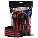 CableMod PRO ModMesh Cable Extension Kit - Black/RED