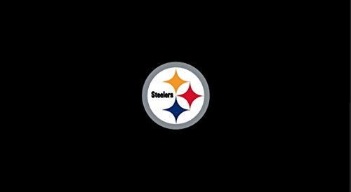 Imperial Officially Licensed NFL Merchandise: 8-Foot Billiard/Pool Table Cloth, Pittsburgh Steelers