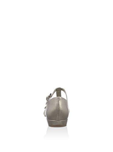 Bouillon Zehentrenner Silber silber EU Größe Sandal ECCO silber Ii Damen dwgIdvzq
