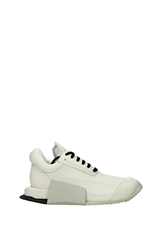 Runner Low Sneakers adidas UK Cuero Zapatillas ro BY299 Blanco Level RIFfw4cxq