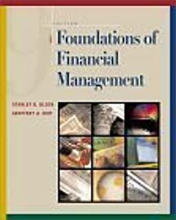 Foundations of financial management with time value of money card foundations of financial management fandeluxe Gallery