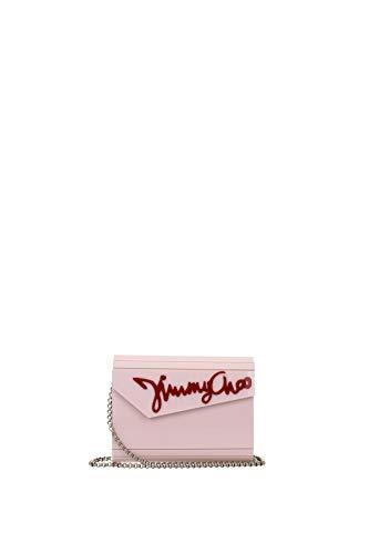Jimmy Choo Bolsos con bandolera candy Mujer - Plástico (CANDYWIFROSEWATERRED)