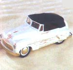Hallmark Kiddie Car Classics 1950 Custom Convertible QHG7101