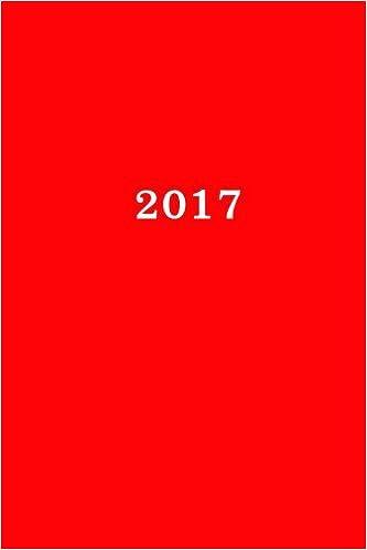 2017: Kalender/Agenda: 1 week op 2 paginas, Formaat ca. A5 ...